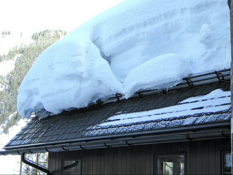 Статья 8. Советы профессионалов: Безопасные кровли. Выбираем снегозадержатели.